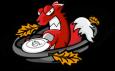 logo frisbee týmu Atrofované ruce